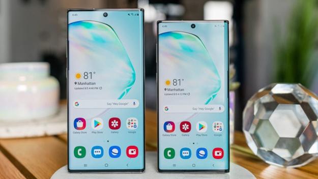 Samsung Galaxy Note 10+Özellikleri