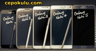 Samsung Galaxy Note Serisi